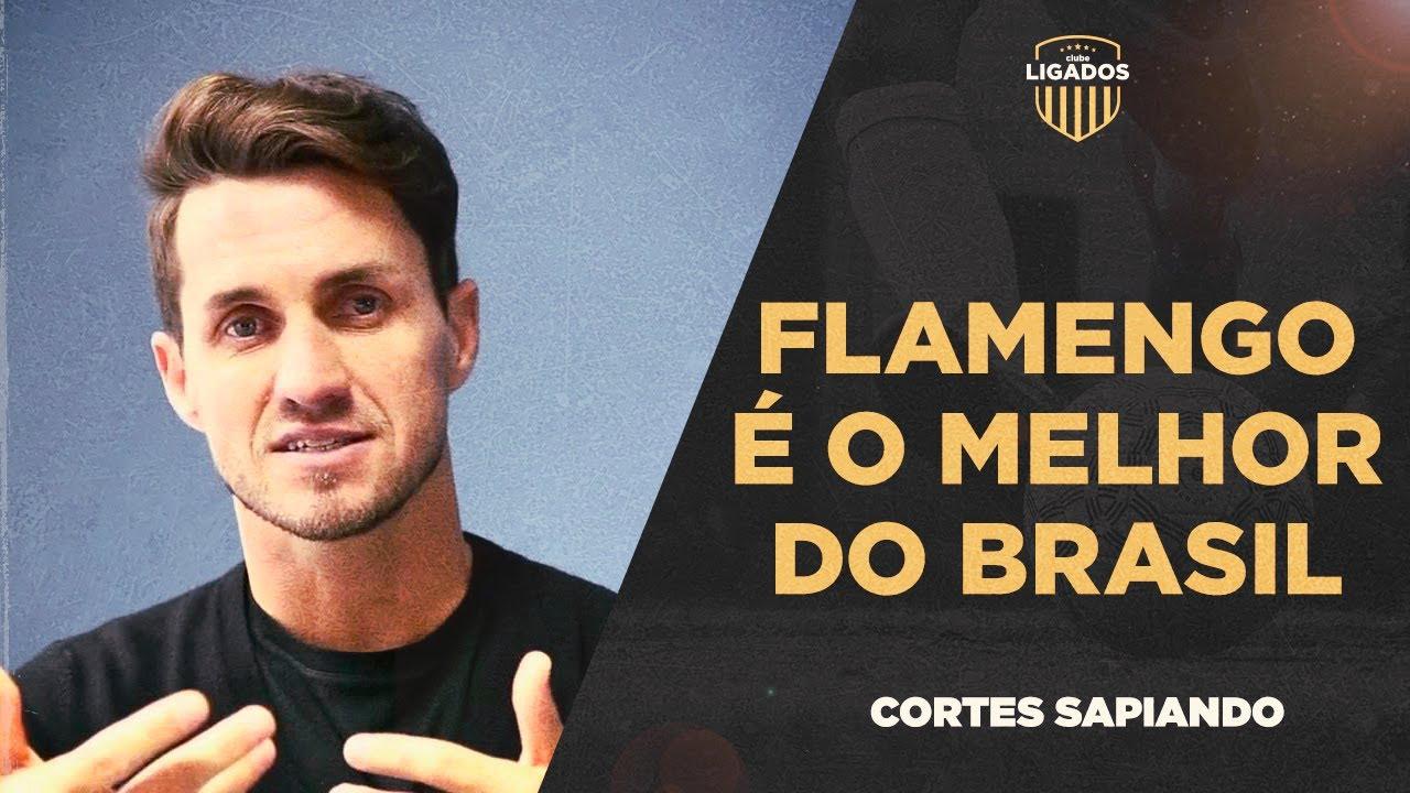 Flamengo é o melhor time do Brasil, dispara Sávio