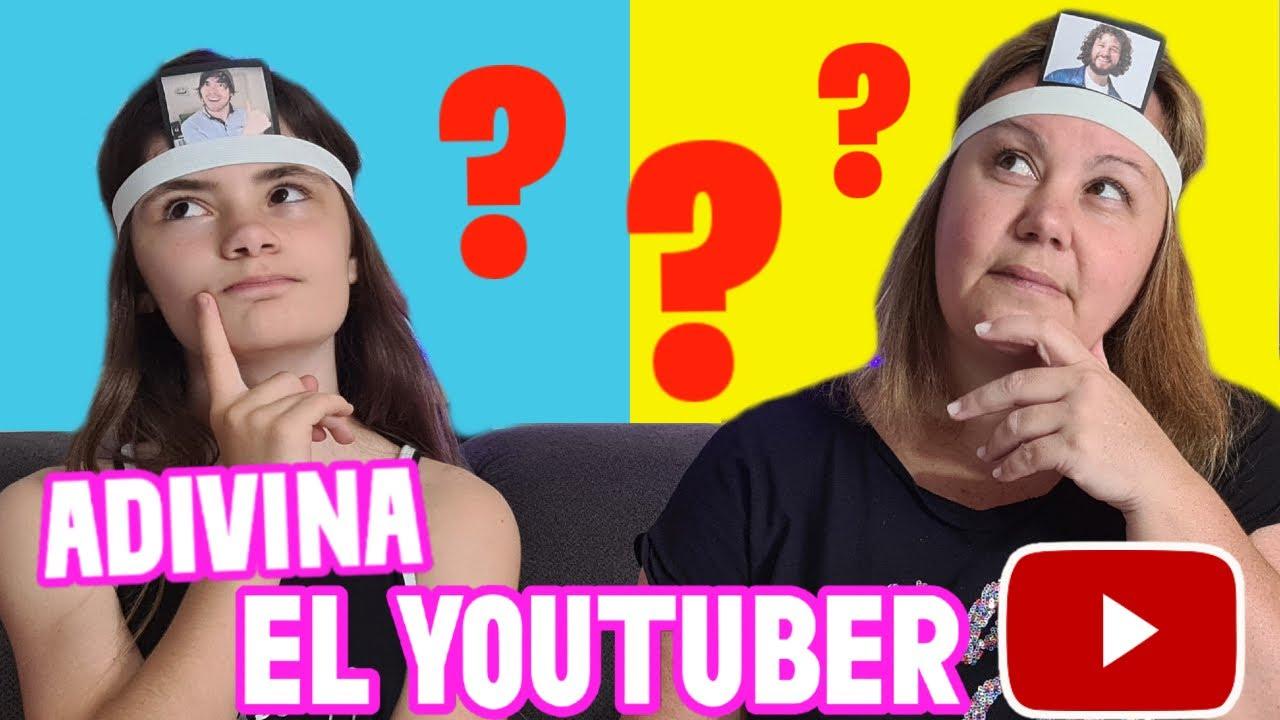 ADIVINA EL YOUTUBER 🔥 EL RETO MAS DIFICIL | Con Arantxa