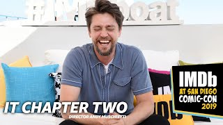 How Adult Is 'It Chapter Two'? Director Andy Muschietti Let's Us In On What's In Store
