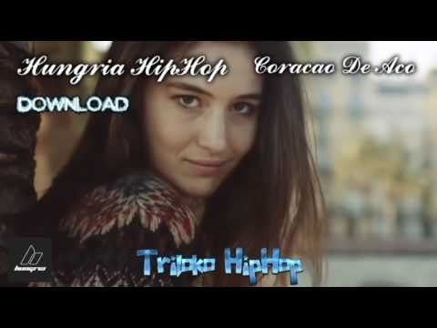 Hungria Hiphop Coracao De Aco Lancamento Acustico Official