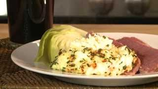 St. Patrick's Day Recipes - How To Make Irish Potato And Chive Casserole