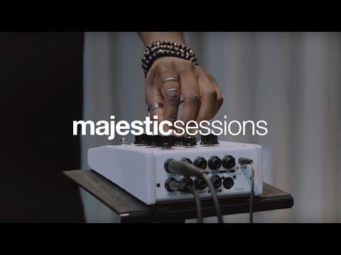 Wayne Snow - Cooler (feat. Ben Esser)  Majestic Sessions @ Red Bull Studios Berlin