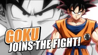 DRAGON BALL FighterZ - Goku Character Trailer | X1, PS4, PC, Switch