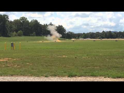 Watch 6 Explosion Demos At Redstone Arsenal