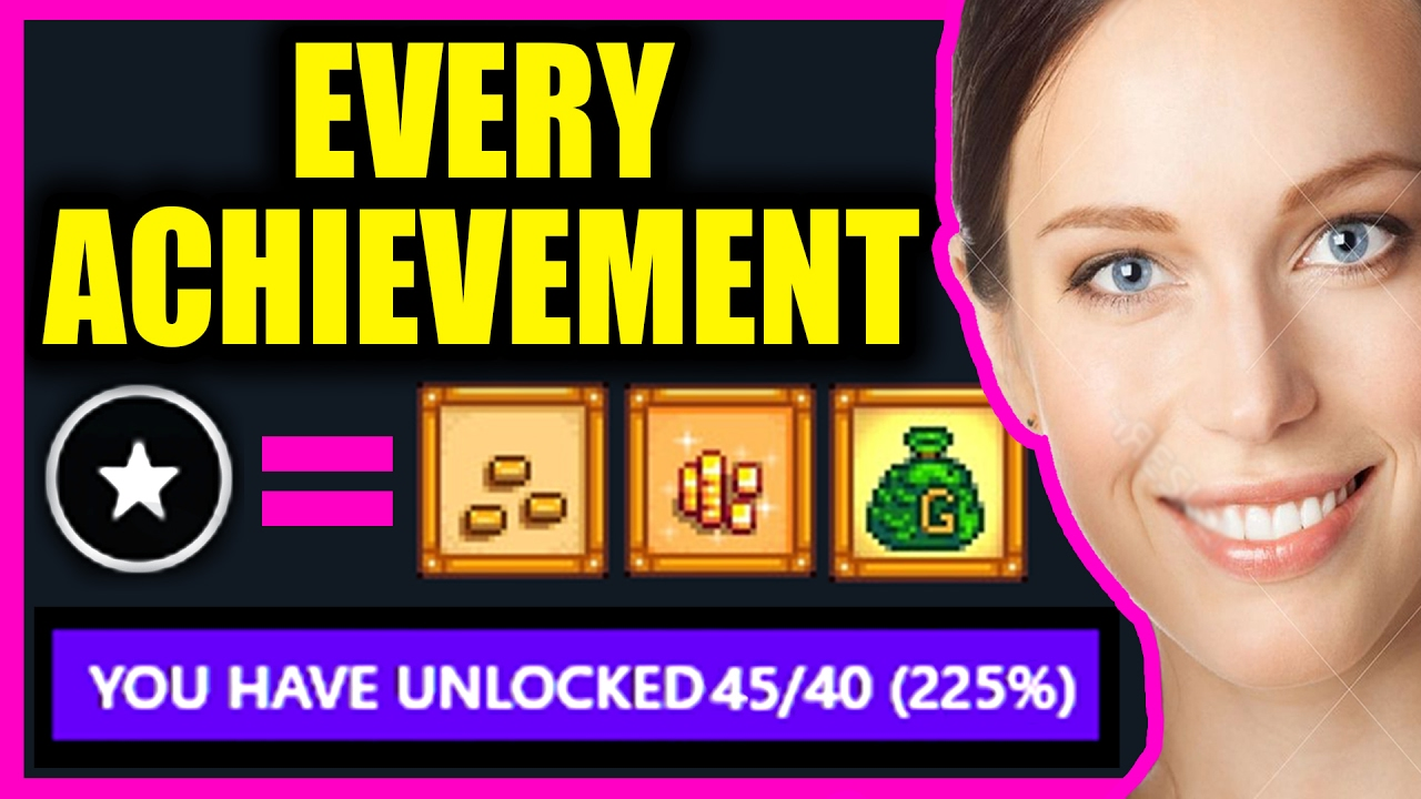 UNLOCK ACHIEVEMENTS (NO BAN) EVERY GAME – STEAM BEST PROFILE, STEAM HACK/GLITCH ACHIEVEMENTS