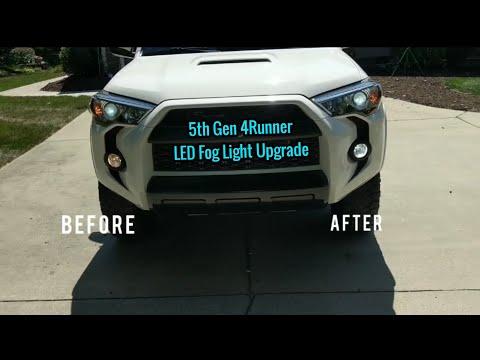 5th-gen-4runner---led-fog-lights---extremely-easy-install-diy