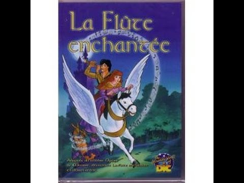 La fl te enchant e dessin anim vf 1994 youtube - Magic le dessin anime ...