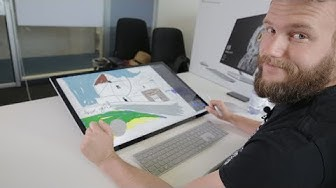 Microsoft Surface Studio | Mediascout | Deutsch
