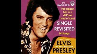 Elvis Presley - The King Megamix (DJ Marc Reid)