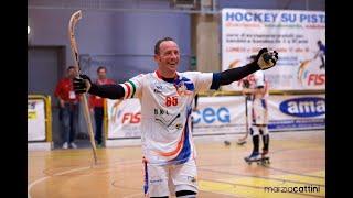 I goal di Mirko Bertolucci nei play off A2 2018/2019