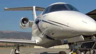 Inside the Embraer Phenom 100