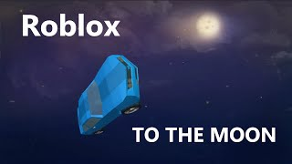 TO THE MOON | Roblox Compilation