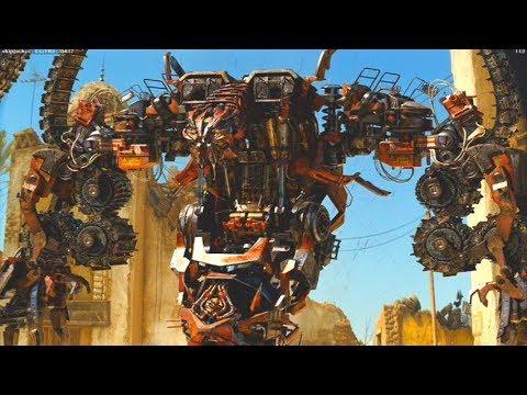 Transformers R.o.T.F. all Rampage scenes