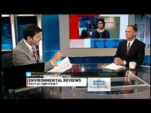 Environment battle over assessment changes  CBC April 17, 2012
