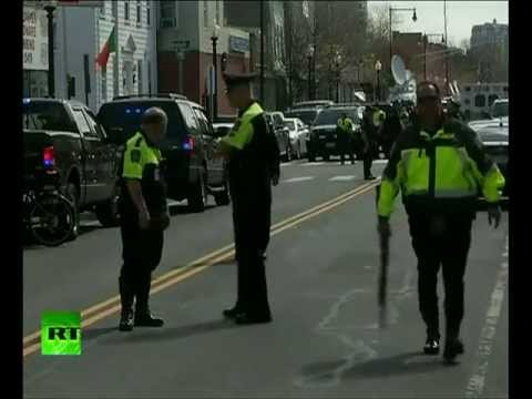 Watertown operation: Boston bombing manhunt