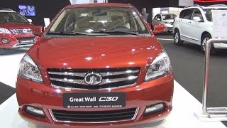 Great Wall Voleex C 30 Star 1.5 Petrol 97 hp (2016) Exterior and Interior in 3D