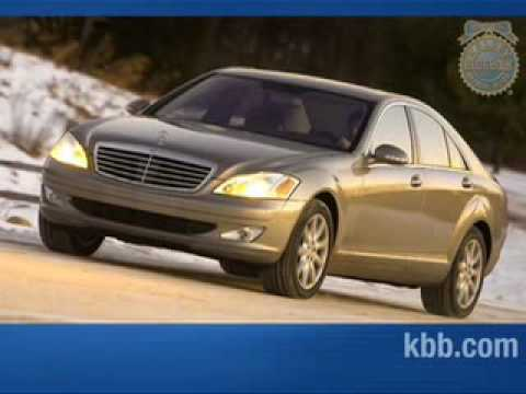2008 Mercedes-Benz S-Class Review - Kelley Blue Book