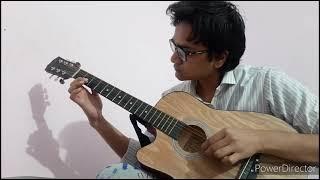 Mohabbatein romantic song guitar tune 🎸