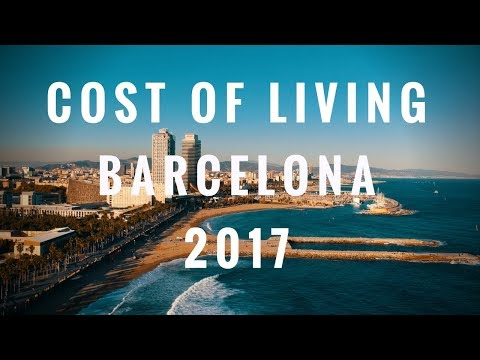 Cost of living in Barcelona (Spain)