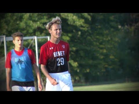 Benet Academy vs Waubonsie Valley, Boys Soccer // 09.08.17