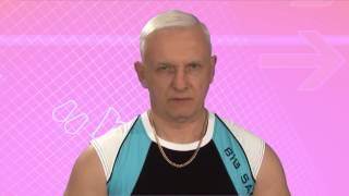 видео Тренировка для внутренних мышц живота