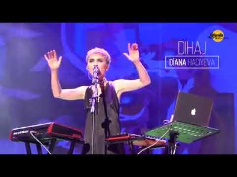Dihaj interview with «Lafarella» in Baku