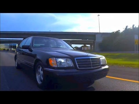 """Mercedes-Benz W140 """"King of the S-Class"""" Promo Video"""