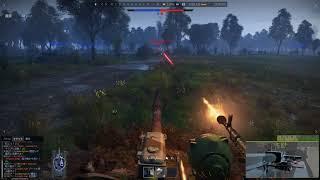 War Thunder 2018.06.25 - 初陣 - T-62M-1