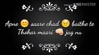 whatsapp status, Bekadra, khan saab|| by silent creators