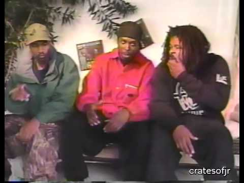Crazy Sam Interviews GZA & Masta Killa in '95