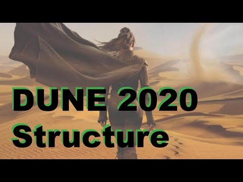 Science Fiction Discussions - Dune 2020: expected structure