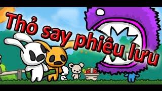 Game thỏ say phiêu lưu | Video hướng dẫn chơi game 24H