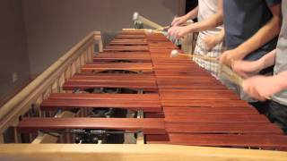 Legend of Zelda - Main Theme on Marimba(, 2011-07-24T21:51:42.000Z)