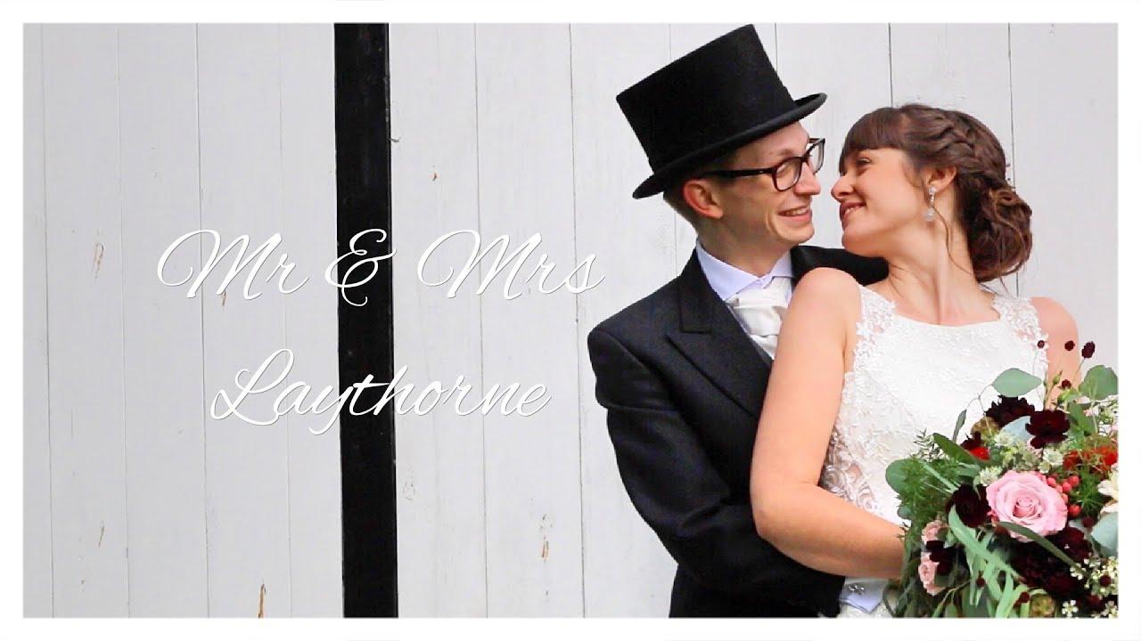 Mr & Mrs Laythorne Wedding Day Highlights