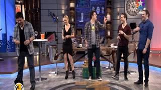 3 Adam -Ben Bilmem Eşim Bilir-Pin Pon Oyunu(HD)