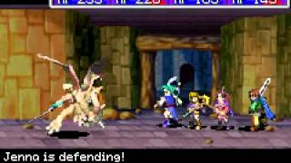 Game Boy Advance Longplay [039] Golden Sun: The Lost Age (Part 4 of 10)