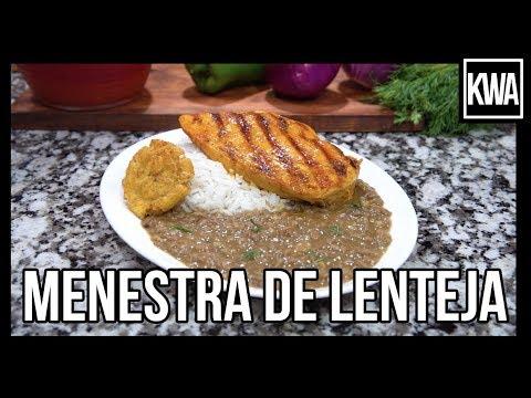 MENESTRA DE LENTEJA