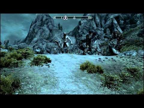 Skyrim - How to enable God mode!