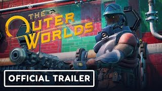 The Outer Worlds Official Gameplay Reveal Trailer - E3 2019