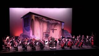 overture to orpheus in the underworld