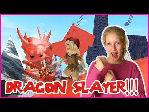 Becoming a Dragon Slayer!