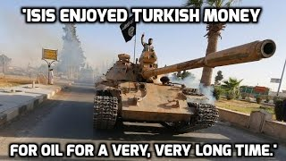 Israel & Greece accuse Turkey of funding ISIS, smuggling oil