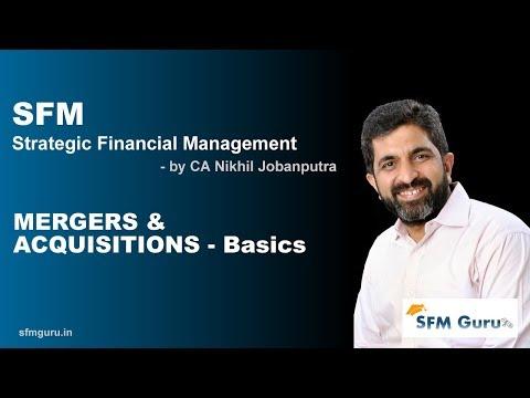 Mergers & Acquisitions Basics