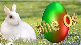 Frohe Ostern  -  Ostergrüße zum Versenden  -  Grußvideo