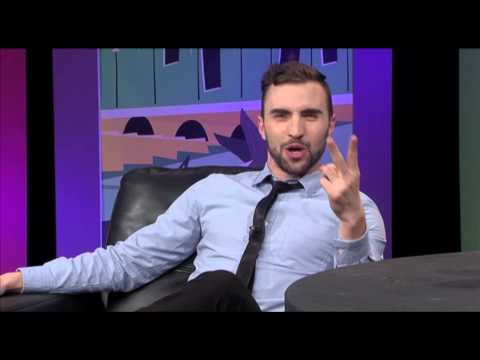 Simon Taylor talks Bad Movie Quotes   'Live on Bowen' - S4E02