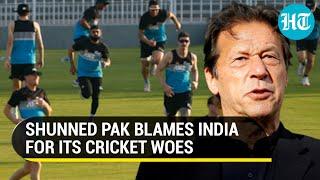 Islamabad begins 'blame India' shenanigans as Pak Cricket revival hits 'security risk' hurdle