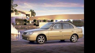 Hyundai Accent removing the bumpeR - Акцент как снять бампер -