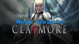 Nozz Reacts | Claymore [Episode 6]