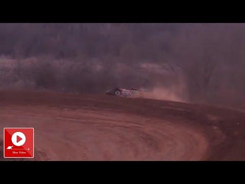 Dirt Track Crash Compilation Dec 2018 Racing Crashes @Springfield Raceway 3 of 10