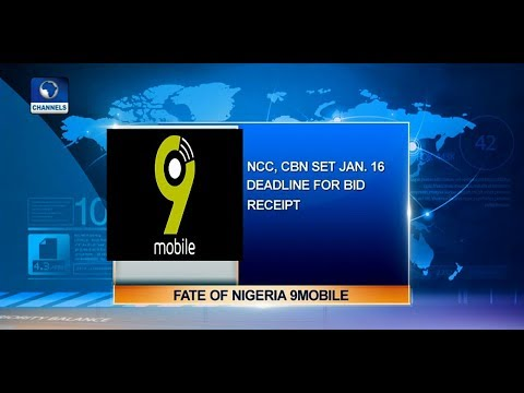 CBN, NCC Set Deadline For Bidding To Acquire 9Mobile Telecom |Business Incorporated|